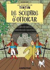 Tintin (Historique) -8C5- Le sceptre d'Ottokar