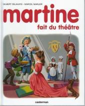 Martine -7b- Martine fait du théâtre