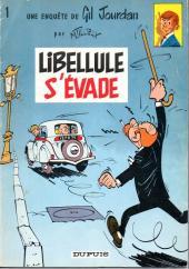 Gil Jourdan -1a73- Libellule s'évade