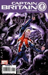 Captain Britain and MI13 (2008) -8- Hell comes to Birmingham (Part Three)