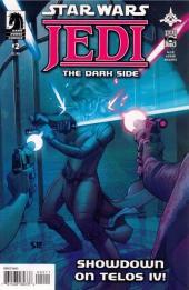 Star Wars: Jedi - The Dark Side (2011) -2- The Dark Side #2