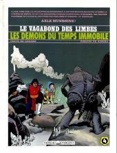 Le vagabond des Limbes -4c1990- Les démons du temps immobile