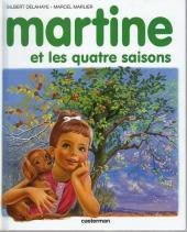 Martine -11c- Martine et les quatre saisons