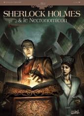 Sherlock Holmes & le Necronomicon -1- L'Ennemi intérieur