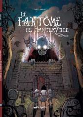Le fantôme de Canterville (Drouin/Céka) - Le fantôme de Canterville