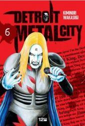 Detroit metal city -6- Volume 6