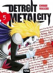 Detroit metal city -5- Volume 5