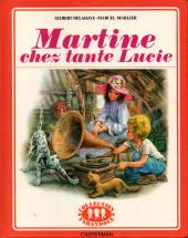 Martine -27- Martine chez tante Lucie