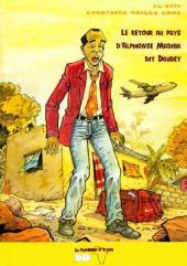 Tribulations d'Alphonse Madiba dit Daudet (les)
