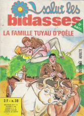 Salut les bidasses -38- La famille Tuyau d'poêle
