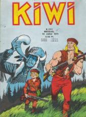 Kiwi -291- La sorcière de Salem