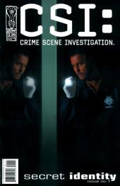 CSI: Crime Scene Investigation: Secret identity (2005) -1- Chapter one