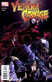 Venom vs. Carnage (2004) -3- The monster inside me
