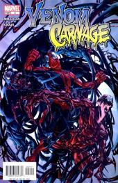 Venom vs. Carnage (2004) -2- Cops and monsters