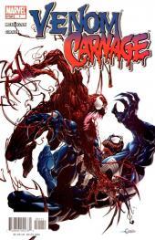 Venom vs. Carnage (2004) -1- A child is born