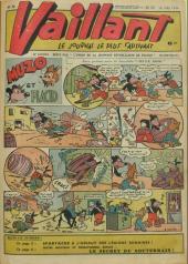 Vaillant (le journal le plus captivant) -56- Vaillant