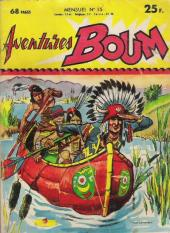 Aventures BOUM -15- Les Fouilles de la Mesa Mala