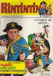 Rin Tin Tin & Rusty (2e série) -139- L'attaque de minuit...