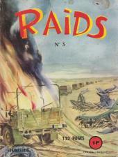 Raids -3- Héros des sables