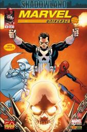 Marvel Universe Hors Série (Panini - 2008) -10- Shadowland