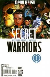Secret Warriors (2009) -1- Nick Fury : Agent of Nothing (Part 1)