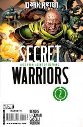 Secret Warriors (2009) -2- Nick Fury : Agent of Nothing (Part 2)