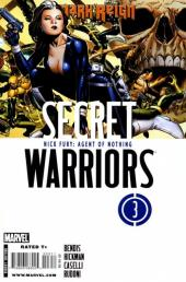 Secret Warriors (2009) -3- Nick Fury : Agent of Nothing (Part 3)