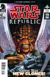 Star Wars: Republic (2002) -74- The Siege of Saleucami (Part One)