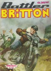 Battler Britton (Imperia) -47- L'évasion du professeur