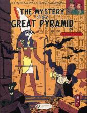 Blake and Mortimer (The Adventures of) -42- The Mystery of the Great Pyramid, part 1