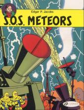 Blake and Mortimer (The Adventures of) -86- S.O.S. Meteors