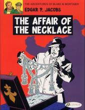 Blake and Mortimer (The Adventures of) -107- The Affair of the Necklace
