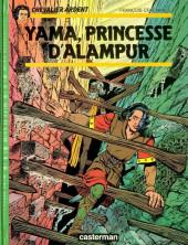 Chevalier Ardent -17- Yama, princesse d'Alampur