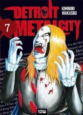 Detroit metal city -7- Volume 7
