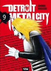 Detroit metal city -9- Volume 9