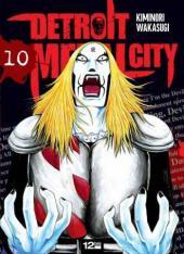 Detroit Metal City -10- Volume 10