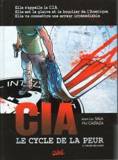 CIA - Le cycle de la peur -2- L'heure des loups