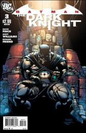Batman: The Dark Knight (2010) -3- Golden dawn part 3