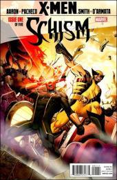 X-Men: Schism (2011) -1- Schism