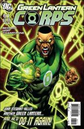Green Lantern Corps (2006) -61- Beware my power