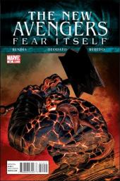New Avengers (The) (2010) -14- Fear itself