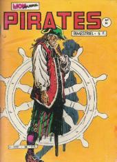 Pirates (Mon Journal) -94- Les voiles mouillées