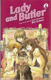 Lady and Butler -4- Tome 4