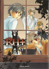 Rh+ -1- Tome 1
