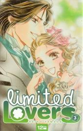 Limited lovers -3- Tome 3
