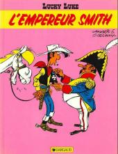 Lucky Luke -45b86- L'Empereur Smith
