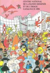 (Catalogues) Musées - Centre national de la bande dessinée et de l'image - Catalogue 1995