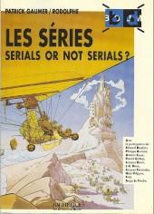 (DOC) Études et essais divers -32- Les Séries - Serials or not serials?