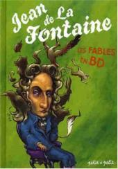 Poèmes en bandes dessinées - Jean de La Fontaine - Les Fables en BD