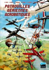 Patrouilles aériennes acrobatiques -1- Volume 1